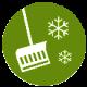 Icon-gruen-Schnee